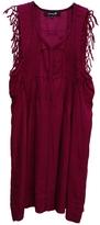 Isabel Marant Pink Silk Dress