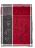 Garnier Thiebaut Le Vin Kitchen Towels (Set of 4)
