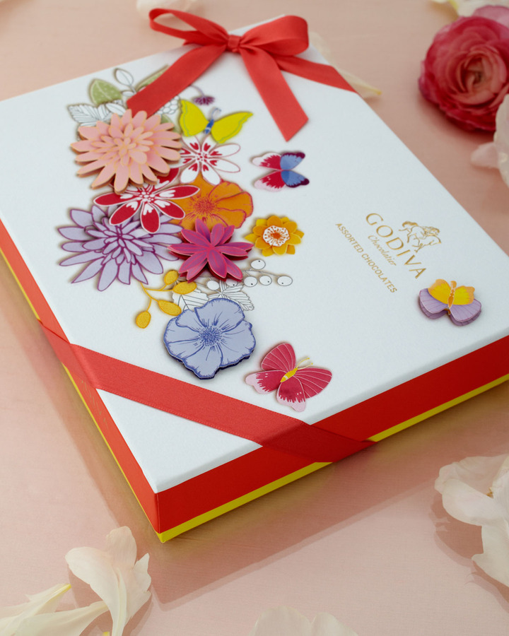 Godiva Spring Gift Box