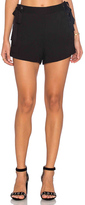 Endless Rose Lace Up Short
