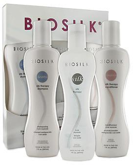 BioSilk Silk Therapy Trio