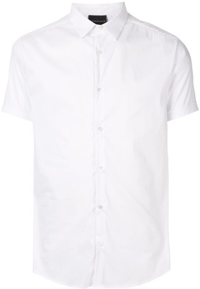 Emporio Armani Plain Basic Shirt