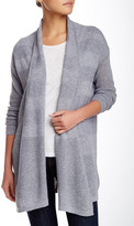 Sisters Striped Open Cardigan