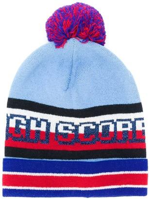 Tommy Hilfiger Colour-Block Beanie Hat