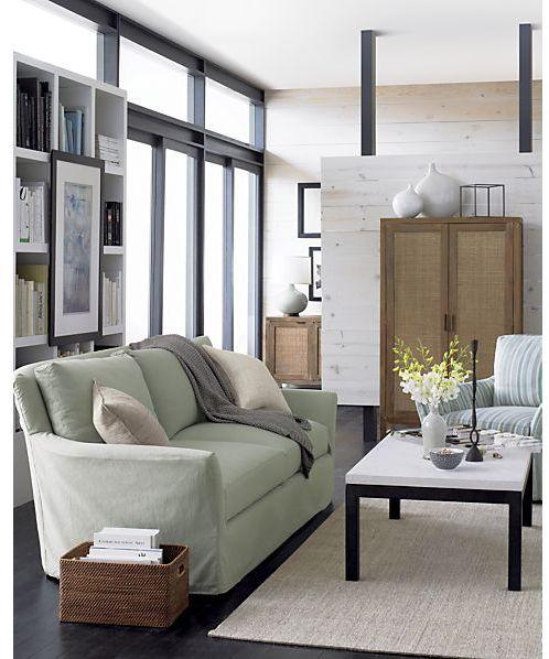Crate & Barrel Portico Sofa