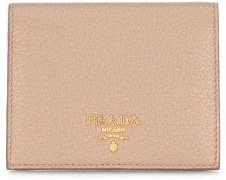 Prada Bi-Color French Leather Wallet