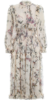 Zimmermann Maples Frill Dress