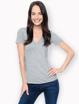 Splendid Light Jersey V-Neck Tee