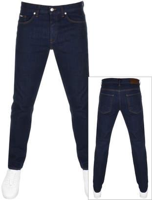 HUGO BOSS Boss Business Delaware 3 Jeans Navy