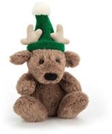Jellycat Baby Reindeer Soft Toy 10cm