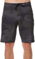 Volcom Lido Solid Mod 20 Mens Boardshort Black