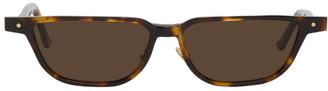 Grey Ant Tortoiseshell Mingus Sunglasses