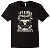 Ghost Lonesome Dove Hat Creek Cattle Company T-Shirt