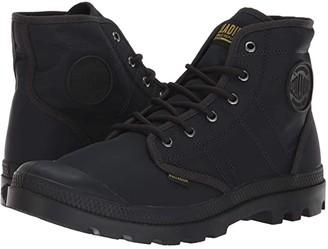 Palladium Pallabrousse TX (Anthracite/Black) Lace-up Boots