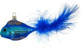 Christmas Shop Fish Feathertail Multi Ornament