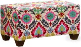 Skyline Storage Bench, Santa Maria Desert Flower