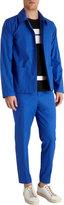 Barneys New York agnès b. X Button Front Jacket