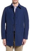 Sanyo Men's Austin Cotton Blend Raincoat