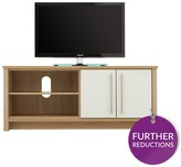 Consort Furniture Limited Suri Ready Assembled TV Unit- Fits Up To 52 Inch TV