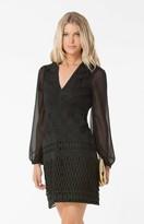 Hale Bob Maluna Laced Dress In Black