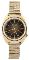 Bulova Accutron Gold Plated 34mm Watch