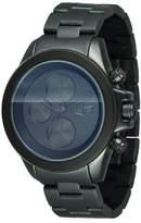 Vestal Unisex ZR2005 ZR-2 Minimalist Matte Gunmetal Chronograph Watch