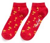 Happy Socks Palm Beach low socks