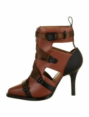 Chloé Leather Tracy Pumps w/ Tags Brown