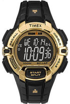 Timex IRONMAN Rugged 30 Full-Size | Gold / Black | Sport Watch TW5M06300