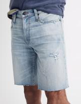 """Madewell 9"""" Denim Shorts in Hamlyn Wash"""