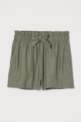 H&M High Waist Shorts