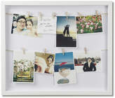Umbra Clothesline Photo Display Box