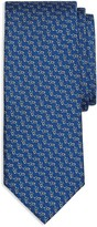 Brooks Brothers Chain Link Print Classic Tie