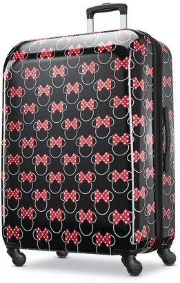 Disney Minnie Mouse Bows Rolling Luggage by American Tourister Large