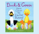 Pottery Barn Kids Duck Goose Here Comes the Easter Bunny