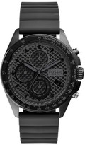 Fossil 'Sport 54' Chronograph Silicone Strap Watch, 44Mm