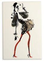 Christian Lacroix Haute Couture Die-Cut Note Card Set