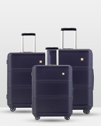 Echolac Japan Rome Echolac 3 Piece Luggage Set