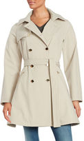 Ivanka Trump Belted Trench Coat