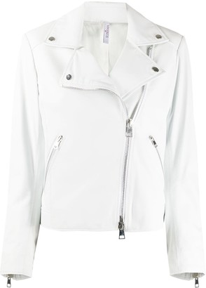 Suprema Short Biker Jacket