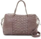 Liebeskind Berlin Quilted Leather Satchel
