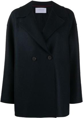 Harris Wharf London Oversized-Fit Wool Jacket