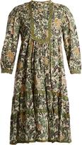 Burberry Kassandra cotton-batiste dress