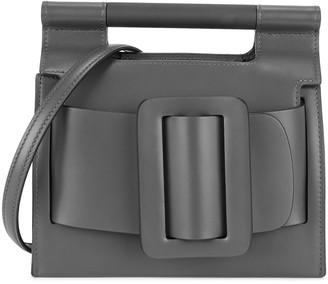 Boyy Romeo Small Charcoal Leather Cross-body Bag