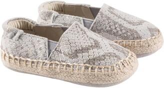 Robeez Ellie Espadrille Crib Shoe