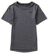 Nike Big Boys 8-20 Dri-FIT Training Short-Sleeve Tee