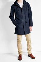 A.P.C. Cotton Parka with Hood