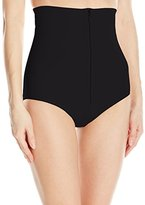 Annette Women's Faja Extra Firm Control High Waisted Shaper with Invisible Zipper