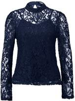 Fashion Union SHANNY Blouse dark blue