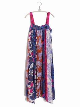 XiRENA The Tatum Dress In Pinks - XS